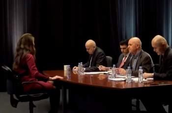 Банкерка се изложи при Слави, атакува Европарламента ВИДЕО