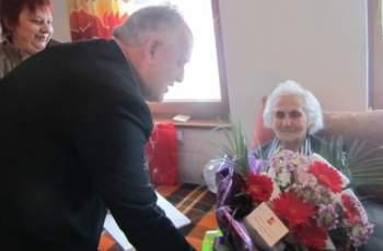 На 104 години почина най-възрастната смолянчанка