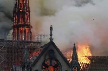 """Франция разследва кой подпали """"Нотр Дам"""""""