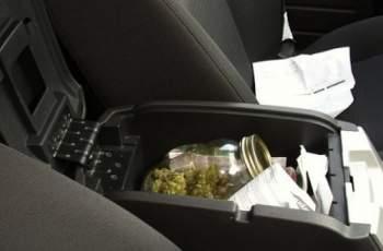 Спипаха 27-годишен шофьор с марихуана