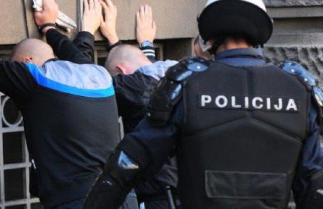 Арестът в Белград