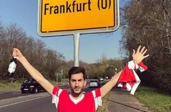 Фенът на Бенфика, който отиде в грешния Франкфурт
