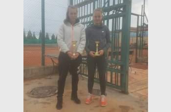 Успехи на наши тенисисти през уикенда