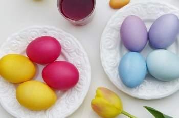 Броени дни до Великден: Как да боядисате яйцата?