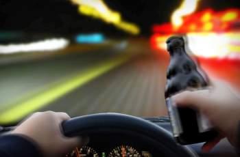 Пиян наглец подкара кола без номера край Пловдив