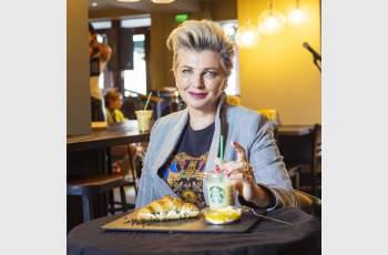 Силвена Роу, член на журито в MasterChef 2019, представи ново меню, изготвено от нея специално за Starbucks
