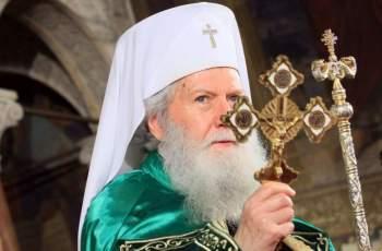 """Патриархът оглави богослужението в """"Александър Невски"""""""
