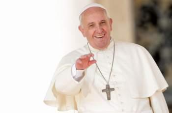 Снайперисти пазят папата в София
