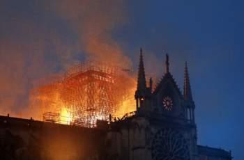 От Париж съобщиха лоша новина за Нотр Дам