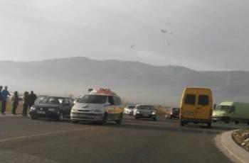 Трагедия! Мъж и жена загинаха в челния удар край Пловдив