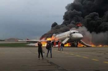 Пътници заснеха огнения ад в Москва, погубил десетки ВИДЕО