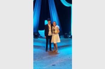 Виктория Димова с Гран При от най-престижния конкурс у нас