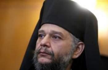 Киприян открива църква в Длъгнево