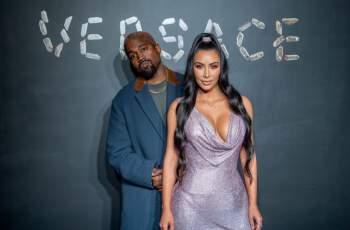 Ким Кардашиян и Кание Уест - родители за 4-и път