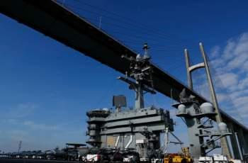 Светът на нокти! Щатски бойни кораби навлизат в Персийския залив