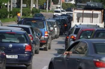 Изгаснаха светофарите на възлово кръстовище, полиция регулира трафика