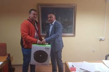 Смолянчанин спечели награда от лотарията на НАП