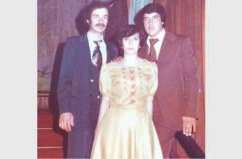На бала Спас Гърневски купонясвал с жена си Донка