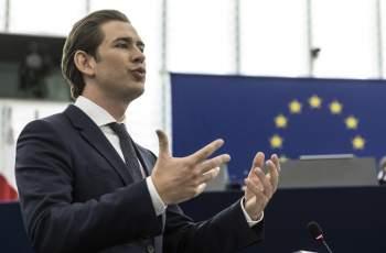 Канцлерът на Австрия реши: Предсрочни избори