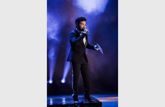 Ицо Хазарта представя нова песен на Годишни Музикални Награди на БГ Радио 2019