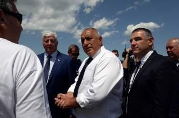 "Борисов поема преговорите за стадион ""Пловдив"""