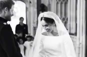 Непоказвани черно-бели СНИМКИ и ВИДЕО на Хари и Меган Маръл