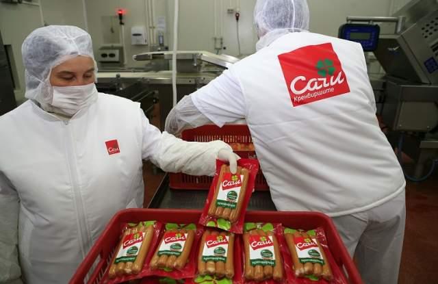 """""""Белла"""" е производител на колбасите с марка """"Сачи"""""""