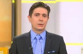 Скандал в Nova: Синът на Аня Пенчева скочи на Виктор Николаев