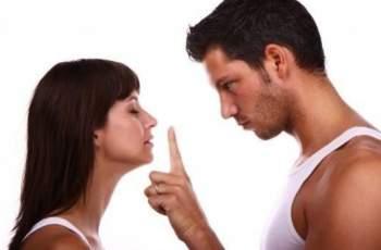 Жени, никога не казвайте това на мъжете си