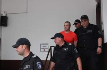 Оставиха в ареста Дечкин, обвинен в убийството на милионерка