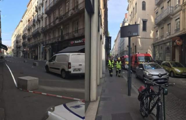 Появи се първа снимка на мъжа, заподозрян за вчерашния взрив