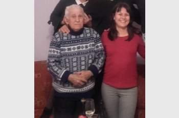 На 87 години внукът на най-дълго живелия българин гласува машинно