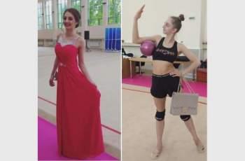Смайващо! Илиана Раева подари на гимнастичка скъпа чанта...