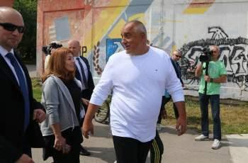 Борисов нарече лицемерие забраната да се огласява екзитполът