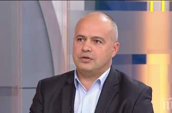 Георги Свиленски от БСП: Правим паралелно преброяване