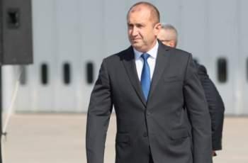 Президентът Радев с първи коментар за изборите