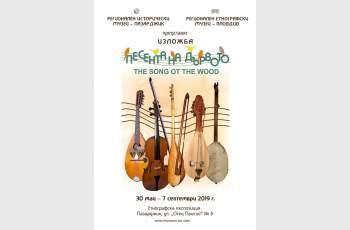 """""""Песента на дървото"""" представя традиционни музикални инструменти"""