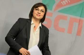 Корнелия Нинова не подава оставка
