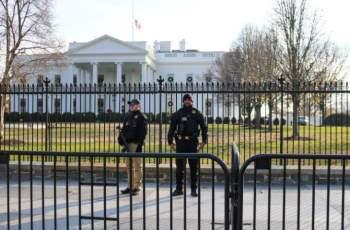 Извънредна ситуация до Белия дом! Мъж се ...