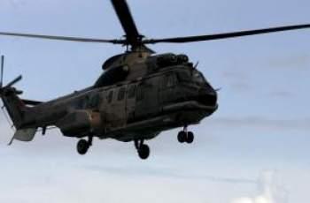 Военен хеликоптер се разби в Украйна, четирима загинаха