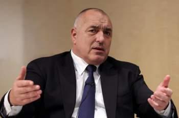Борисов с първи коментар след оставката на Цветанов