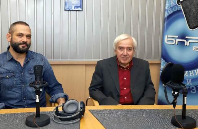 Николай Василев и Теодосий Теодосиев