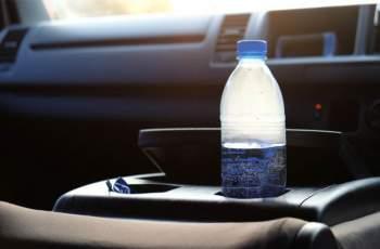 Ето защо не трябва да оставяте бутилки с вода в купето