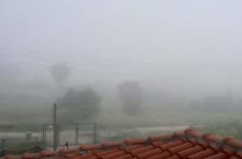 След потопа - плътна мъгла! Шофирайте внимателно