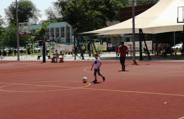 1 юни - Вижте как децата на Пловдив спортуват СНИМКИ