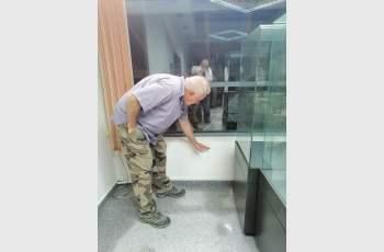 В Археологическия изгребали водата до 10 часа вечерта