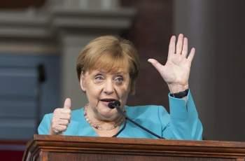 Меркел: Спокойно, Германия е стабилна