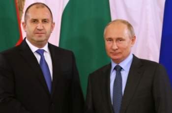 Пред Путин Радев огласи гръмка икономическа новина за България