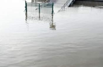 Втора степен за опасност от наводнение заради нивото на р. Дунав