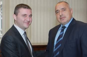 Горанов разказа виц за Бойко Борисов в Пазарджик